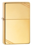 Зажигалка Zippo 270 Vintage Series 1937 Replica High Polish Brass