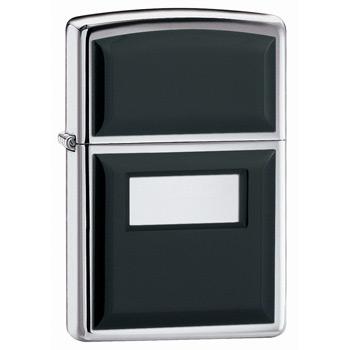 Зажигалка Zippo 355 Black Ultralite