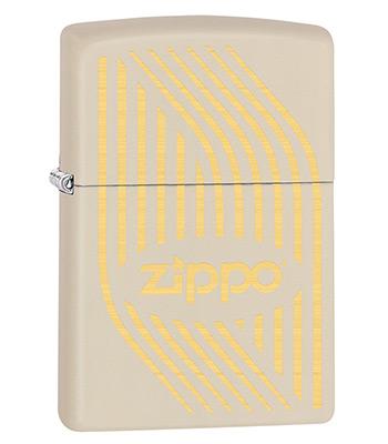 Зажигалка Zippo 29536 Vintage Cream Matte