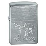 Зажигалка Zippo 200 Cowboy