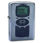 яЗажигалка Zippo 200 Phone