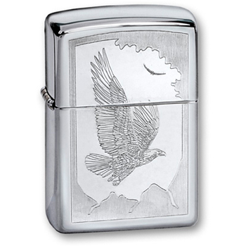 яЗажигалка Zippo 21069 High Polish Chrome