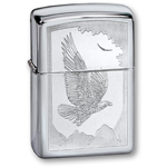 Зажигалка Zippo 21069 High Polish Chrome