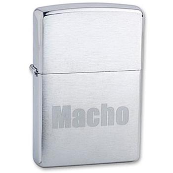 Зажигалка Zippo 200 Macho
