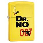 яЗажигалка Zippo 29565 James Bond Lemon