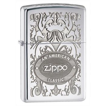 Зажигалка Zippo 24751 Crown Stamp