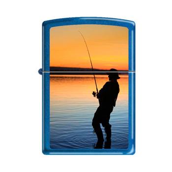 яЗажигалка Zippo 24534 Fisherman