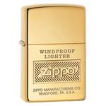 Зажигалка Zippo 28145 High Polish Brass
