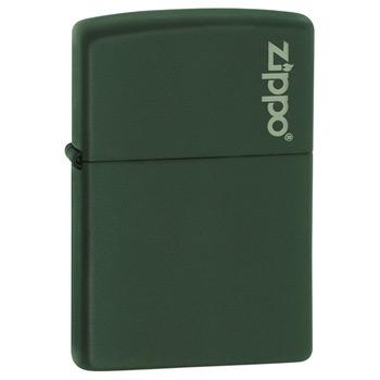Зажигалка Zippo 221ZL Green Matte