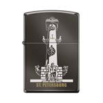 Зажигалка Zippo 150 Rostral Column