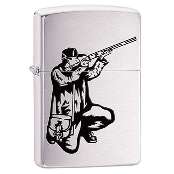 Зажигалка Zippo 200 Vector Rifle And Hunt