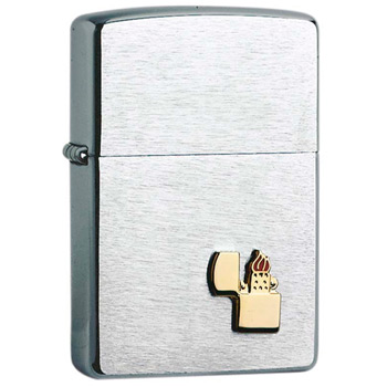 яЗажигалка Zippo 200 Zippo Lighter Emblem