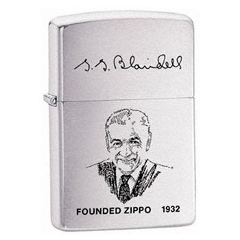 яЗажигалка Zippo 200FL G. Blaisdell