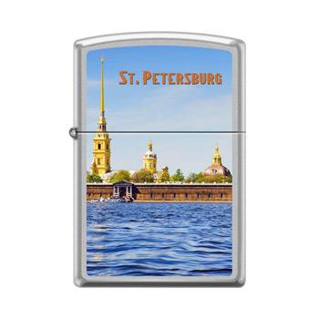 Зажигалка Zippo 205 Peter Paul
