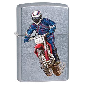Зажигалка Zippo 207 Dirt Bike 2