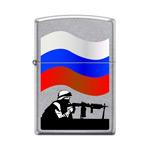 Зажигалка Zippo 207 Russian Soldier