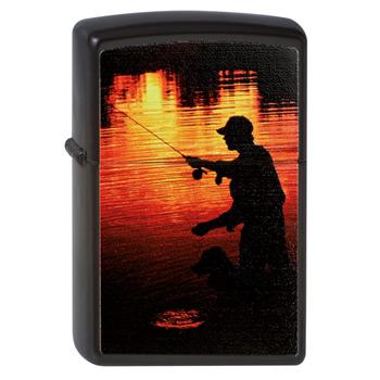 Зажигалка Zippo 218 Fisherman