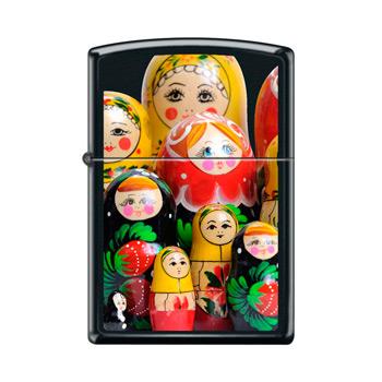 Зажигалка Zippo 218 Matroshka Doll