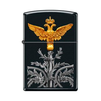 Зажигалка Zippo 218 Russian Coat Of Arms