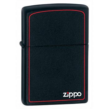 Зажигалка Zippo 218ZB Black Matte