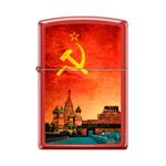Зажигалка Zippo 233 Soviet Design
