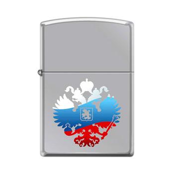 Зажигалка Zippo 250 Russian Coat of Arms