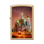 Зажигалка Zippo 254B St. Petersburg