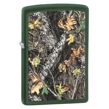 яЗажигалка Zippo 28332 Mossy Oak Green Matte