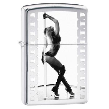 яЗажигалка Zippo 28448 Pole Dancer