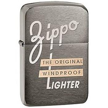 яЗажигалка Zippo 28534 Original 1941 Replica Black Ice