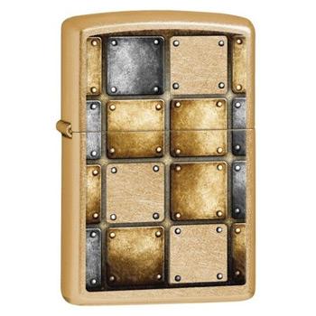 яЗажигалка Zippo 28539 Gold Dust