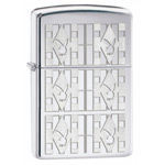 яЗажигалка Zippo 28624 Playboy High Polish Chrome
