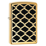 Зажигалка Zippo 28675 Gold Chain High Polish Brass