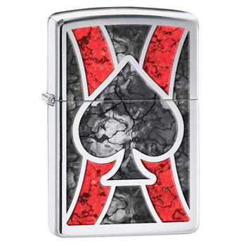 яЗажигалка Zippo 28952 Ace Fusion