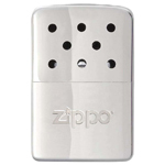 Каталитическая грелка Zippo 40360 High Polish Chrome (51x15x74мм.)