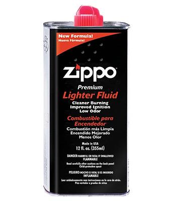 Топливо для зажигалок Zippo 355мл 3165