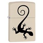 Зажигалка Zippo 29190 Lizard Cream Matte