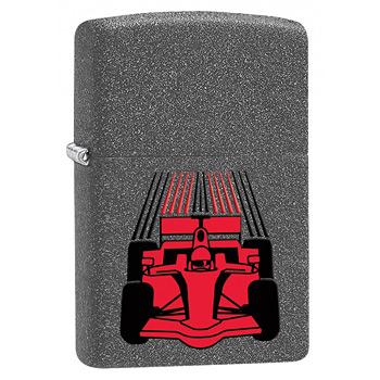 яЗажигалка Zippo 29223 Race Car Iron Stone