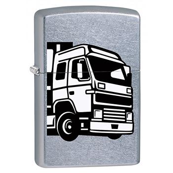 яЗажигалка Zippo 29226 European Truck