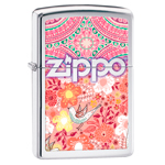 яЗажигалка Zippo 28851 High Polish Chrome