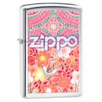 яЗажигалка Zippo 28851 High Polish Chrome
