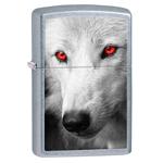 яЗажигалка Zippo 28877 Snow Wolf Street Chrome