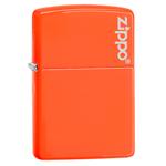 Зажигалка Zippo 28888ZL Neon Orange
