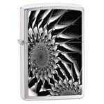 Зажигалка Zippo 29061 Metal Abstract