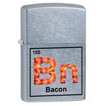 Зажигалка Zippo 29070 Bacon Street Chrome
