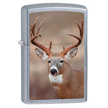 Зажигалка Zippo 29081 Deer Street Chrome