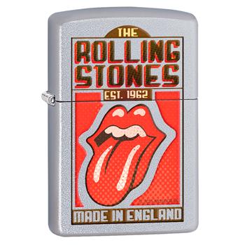 яЗажигалка Zippo 29127 Rolling Stones