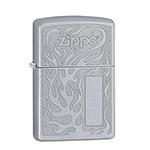 Зажигалка Zippo 29698 Satin Chrome