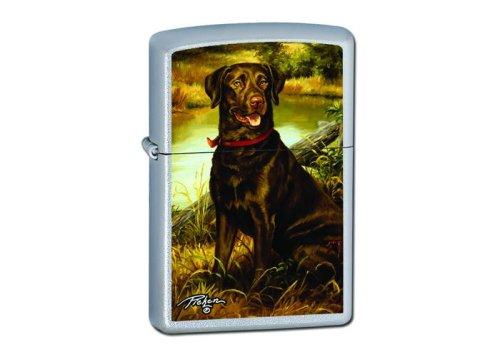 Зажигалка Zippo в год собаки